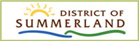 District of Summerland- funder of Summerland Ornamental Gardens