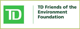 TD Friends of the Environment Foundation- funder of Summerland Ornamental Gardens