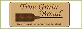 True Grain Bread- sponsor of of Summerland Ornamental Gardens