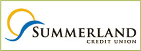 Summerland Credit Union- sponsor of of Summerland Ornamental Gardens